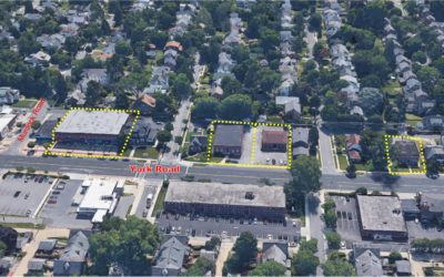 Gilbert Trout sells York Rd commercial portfolio